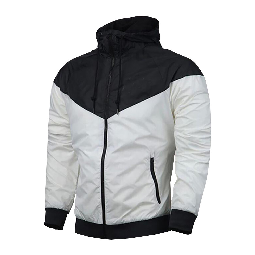 Fall Thin Windrunner Light Windbreak