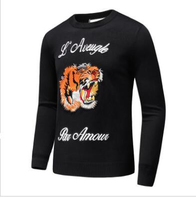 Designer Sweater Pullover Men Brand Tops