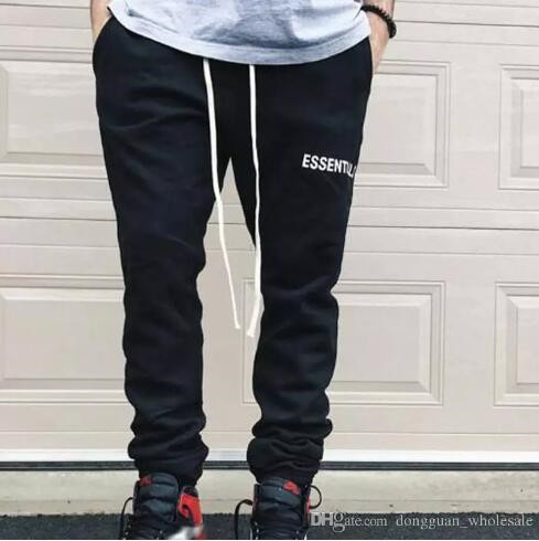 Cotton Casual Joggers Hip Hop Sweatpants