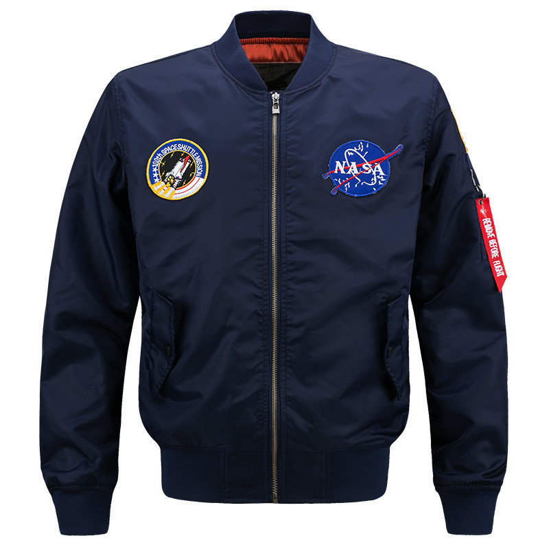 MA1 Pilot Face Jackets Men