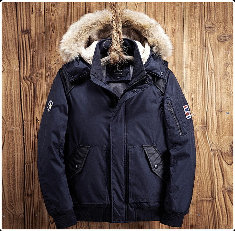 mens designer winter coats