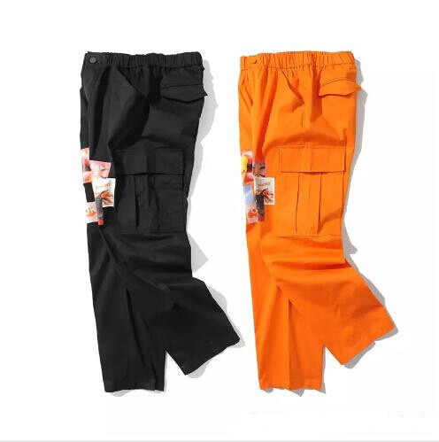 Men Hip Hop Joggers Harem Trousers