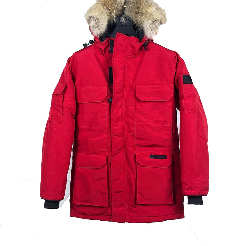 Vest Thick Casual Mens Down Jacket