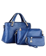 4pcs/set Women Lash Package PU Leather Bags