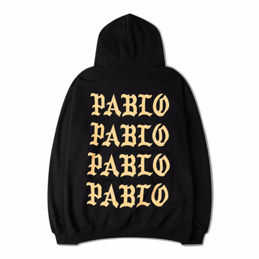 Kanye West pullover hoodies