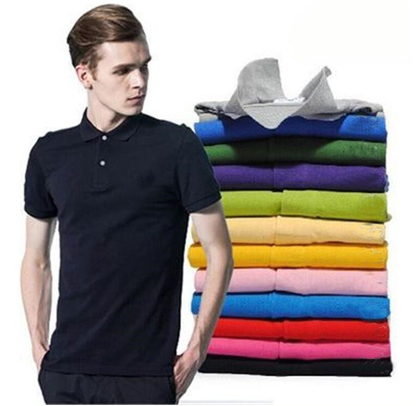 Embroidery Mens Polo T Shirts