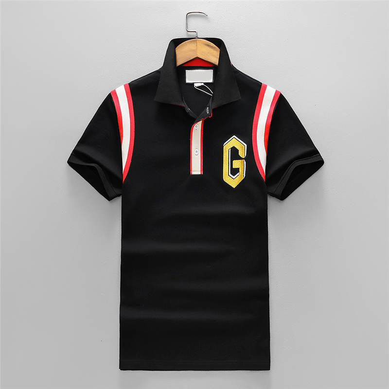 Mens Polo Brand Embroidery T Shirts