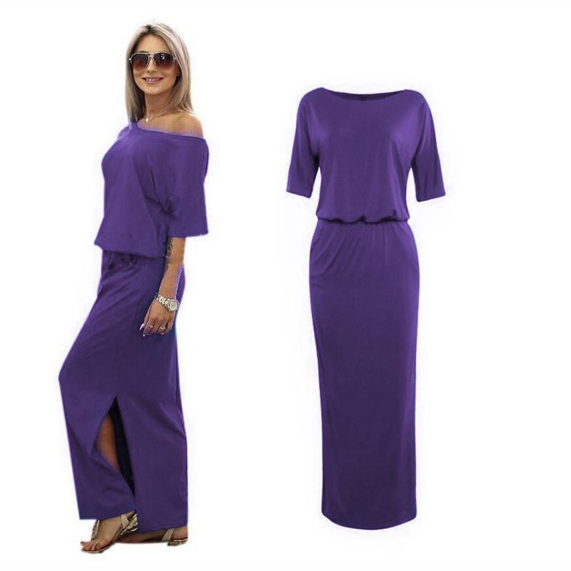 Sexy Women Boho Maxi Dress