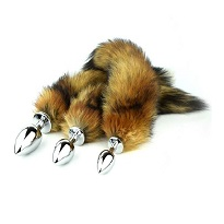 Fox Tail Anal Toys