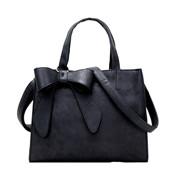 1pcs / lot Top femmes sac à main Designer Bow Tote femme sacs Messenger Cross Body sac à main sac femme épaule Ladies Purse Fashion