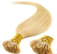 Human I-tip Hair
