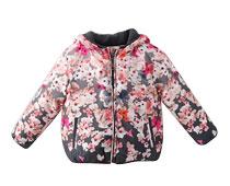 Цветочные Верхние Одежды  Для Девочек