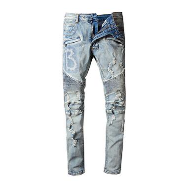 2019 Balmain Mens Jeans