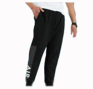 Fashion Joggers With Letters