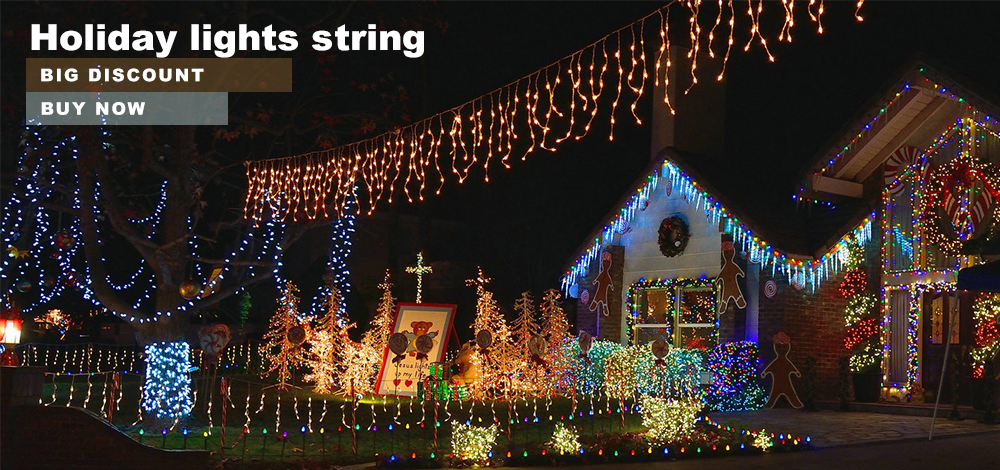 1 - Cheap Christmas Lights Bulk