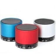 S10 Bluetooth Speakers Aluminium Mini Wireless Portable Speakers HI-FI Music Player Audio for phone Mp3/4 PSP Tablet DHL FREE Best