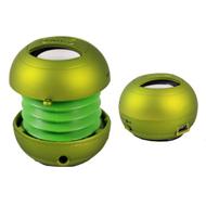 DD Free DHL Brand New in Original Cylinder Box XMI X MINI XMINI 2 Portable Hamburger Capsule Mini Speaker Speakers II FOR Tablet MP3 PC