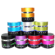 S902 Mini Bluetooth Speaker LED Flash Handsfree Wireless Stereo Speakers TF Card for iPhone 6 S6 Note4 S901 S903 S905 S906 S907 S909