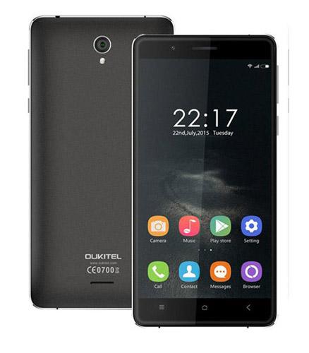 Smartphone OUKITEL 4G Quad Core