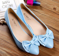 Doux Flats Chaussures Femme