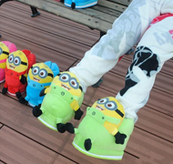 Slippers 3D Despicable Me