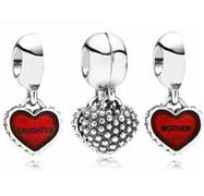 DIY Pandora Style Beads Bracelets