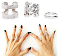 Knuckle Band Rings