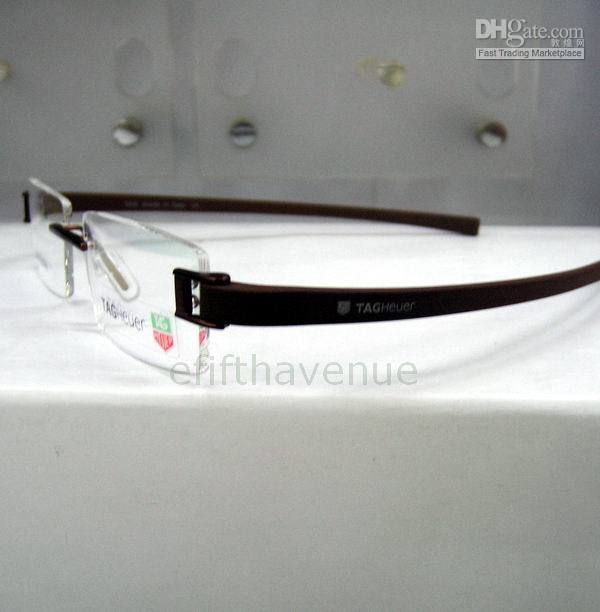 Tag Heuer Optical Eyeglasses Frames Ft011 Free Case Towel Card ...