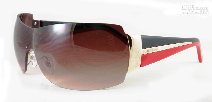 74bc215251a Designer Prada Sunglasses Black Sunglasses Cycling Sunglasses From Ebxq