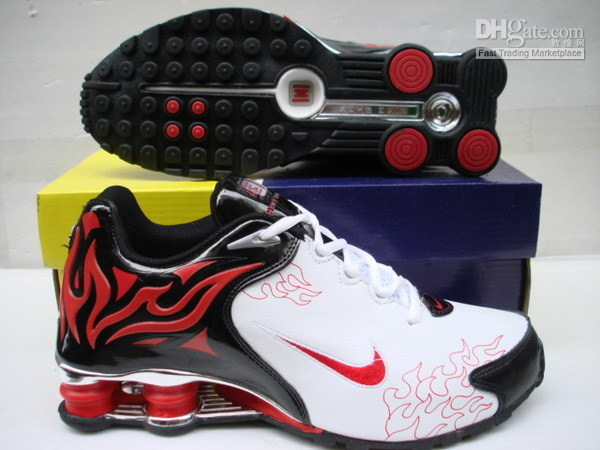 where can i buy online store 2018 sneakers Nike` Air Max Shox R4 Olympics Flame Lighted Torch ^100%BRAND^ Air ShoxR4  CL Men's Athletic Trainer Sneakers Sale Womens Running Trainers From ...