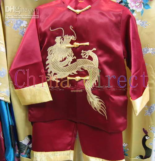 martial arts uniforms 2019 - Kungfu suits Martial Art Chinese,Tai Suit,uniform tracksuits Tops Pants 20sets lot #2526 discount martial arts uniforms