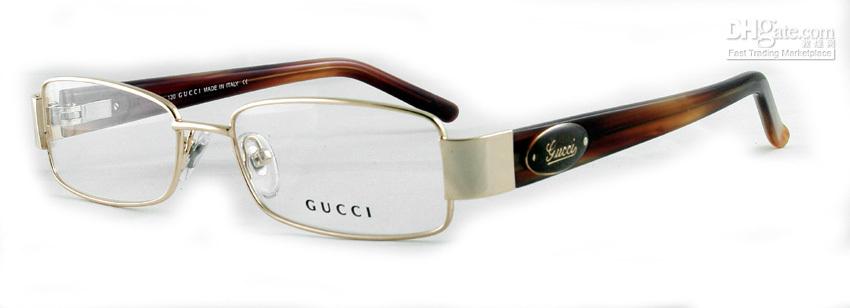 Gucci Glasses Eyeglasses Frame Eye Wear Glasses Frames Cheap ...