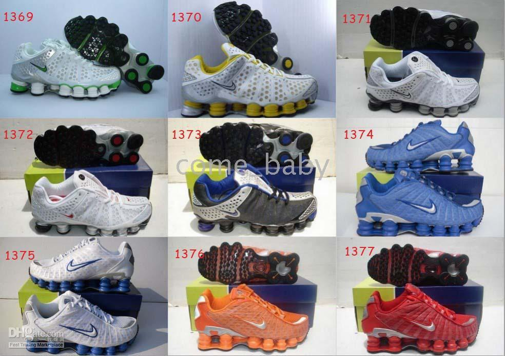 New Arrive Nike Shox TL3 Mens Running Shoes Athletic Sneake ...
