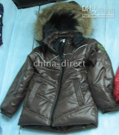 George Winter Jackets Coat outfit coats hoody toddler Jacket Top 12pcs/lot