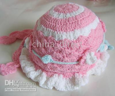 crochet winter beanie hat tamhat cap barret hats caps knit hat 60pcs/lot Mixed