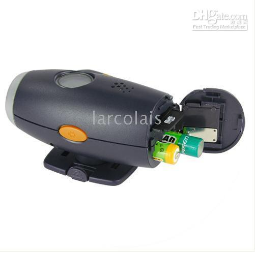 Wholesale Diving Laser - Mini 1.3MP 30FPS Built in Mic Laser Light 640*480 Camera Action Sport Helmet Camcorder DV