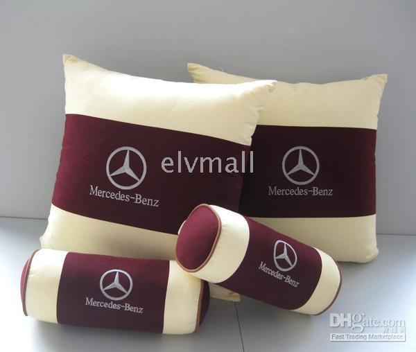 new car neck pillow car headrest pillow advanced space