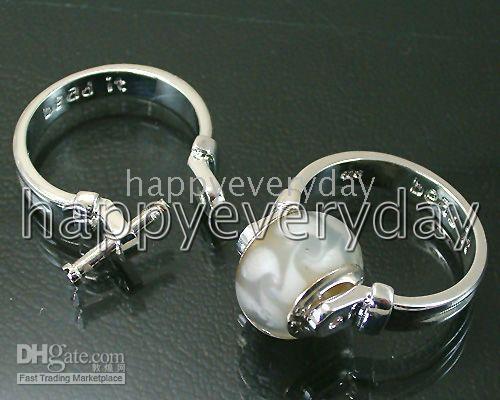 Wholesale Biagi Rings - european design 925 silver-p ring Biagi 50pc f0511_1 in stock