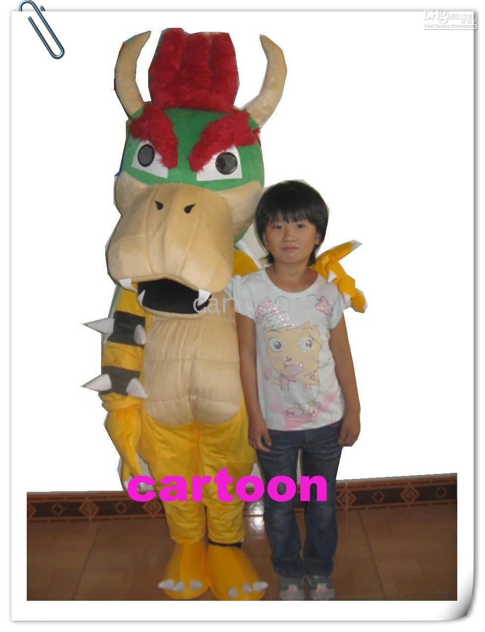 Super Mario Bros King Bowser Mascot Costume Child Size Sheep Costume Infant Costumes From Cartoon $226.02| Dhgate.Com  sc 1 st  DHgate.com : cheap mascot costumes for kids  - Germanpascual.Com