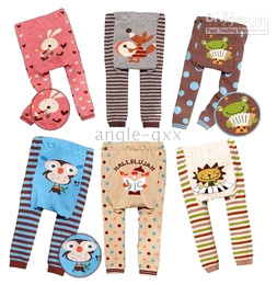 Wholesale Clearance Socks Wholesale - Clearance Infant legging baby's pp pants Costume Baby Leggings toddler Tights socks Leg warmmers