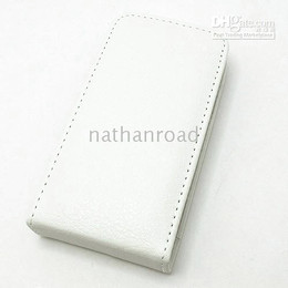Wholesale Mix Order Phone Cases - 10colors Cell Phone Belt Clips Leather Flip Case Wallet For iphone 4 4G ( mix order)