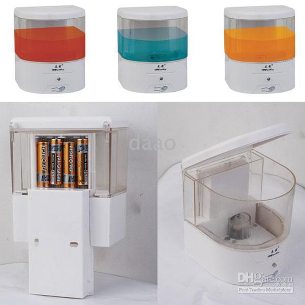 see larger image - Touchless Soap Dispenser