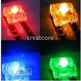 MIX perle di luce Superflux 3MM Piranha LED Diode Free Car Light Bulb ecc
