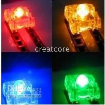 Wholesale Car Led Diode - MIX Superflux Light Beads 3MM Piranha LED Diode Free Car Light Bulb etc