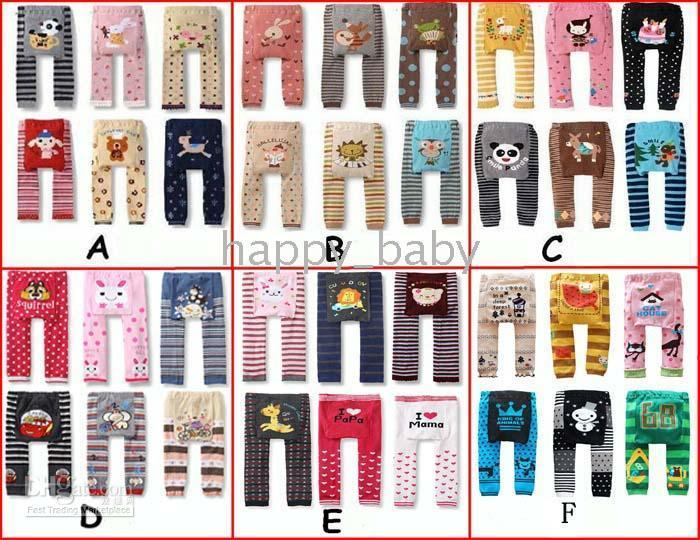 Wholesale Toddlers Short Tights - Many groups Popular Baby Shorts Baby PP pants PP warmers Leggings Toddlers shorts pants New with tag