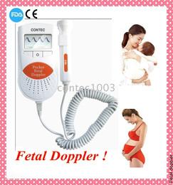 Wholesale Doppler Heart Detector - Fast Shipping Fetal doppler doppler fhr detector,fetal heart listener