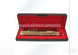 Wholesale Swan Harmonicas - Sell like hot cakes Swan Professional Chromatic Harmonica 16 Hole 64 Tone