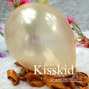 ingrosso mini vaschette verdi-200 Pcs Latex Assorted Gold Balloon Bomboniere Decorazioni per feste Novità