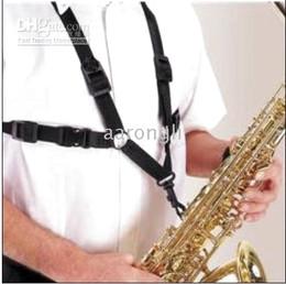Correia francesa do estilo para o saxofone, fagote, clarinete baixo, de