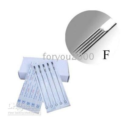Wholesale M2 Needles - Tattoos needles 9M2 Professional Tattoo Sterilize Needles Double Stack Magnum(M2) Wholesale